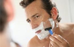 Sai lầm lớn nhất của đàn ông khi cạo râu