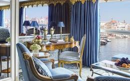Du thuyền trên sông xa xỉ nhất thế giới