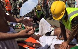 Giẫm đạp kinh hoàng tại Thánh địa Mecca: 717 người chết