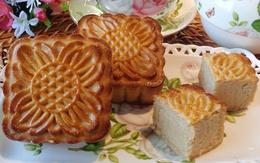Cách làm bánh Trung thu nhân đậu trắng thơm ngon