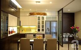 Căn hộ 171m2 phong cách tối giản mà quyến rũ ở Hà Nội