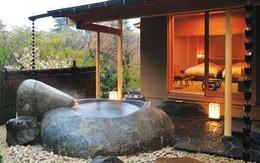 Mê mẩn những kiểu phòng tắm khách sạn đẹp