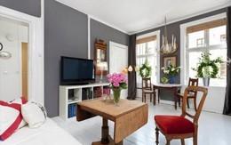 Thiết kế nội thất cho căn hộ chung cư 29m2