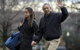 Tổng thống Obama rơi nước mắt khi nghĩ đến việc con gái rời nhà đi học xa