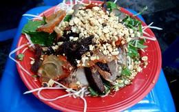 Những con phố Hà Nội nổi tiếng với một món ăn