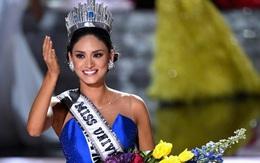 Phút đăng quang 'có một không hai 'của Hoa hậu Philippines