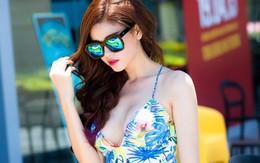 Trương Quỳnh Anh mặc thoáng mát khỏe vòng 1 nở nang
