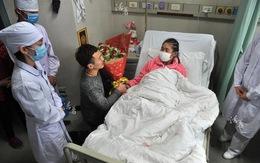 Rơi nước mắt chuyện tình cảm động của cô gái trẻ bị bệnh thiếu máu