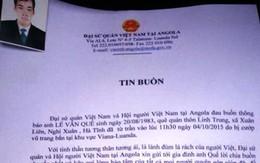 Tiết lộ đang buồn về lao động bị bắn chết ở Angola