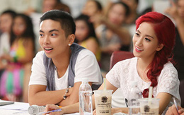 """Bị gia đình ngăn cản, Khánh Thi vẫn """"sánh đôi"""" với Phan Hiển"""