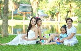"""Linh Nga khoe con gái xinh đẹp như """"bản sao"""" của mẹ"""