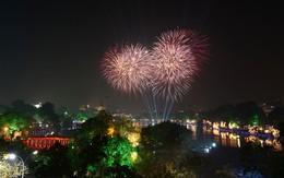 Tết Ất Mùi 2015: Hà Nội tổ chức bắn pháo hoa tại 30 điểm