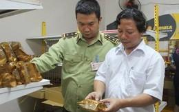 Đột xuất lấy 12 mẫu bánh trung thu Long Đình gửi kiểm nghiệm
