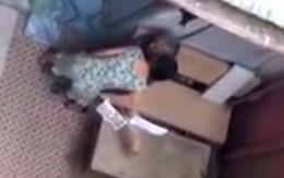 """Chính quyền nói gì về clip """"con bạo hành mẹ"""" gây xôn xao?"""