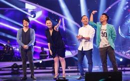 Thu Minh mập ú trong ngày đầu trở lại ghế nóng Vietnam Idol