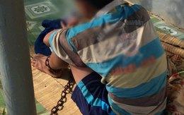 Một học sinh bị bố trói liên tục 2 ngày để cai nghiện game