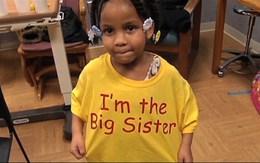Bé 4 tuổi cứu sống mẹ đang mang thai
