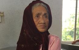 """Mẹ già 95 tuổi khóc con trai trong bi kịch """"tình tay ba"""""""