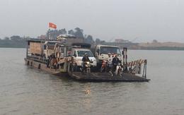 Hưng Yên: Mất an toàn trên các bến khách ngang sông