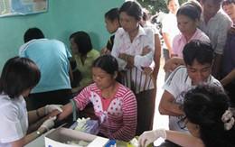 Việt Nam có khoảng 20.000 người mắc bệnh tan máu bẩm sinh thể nặng