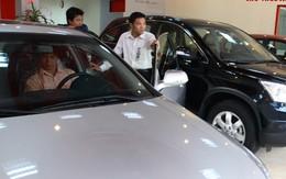 Gần Tết, giá thuê xe nóng từng ngày