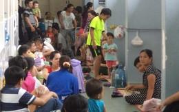 TP Hồ Chí Minh: Một buổi sáng, 2.000 trẻ nhập viện