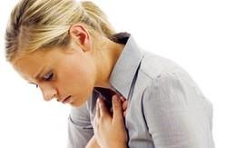 Dấu hiệu bệnh từ đau ngực