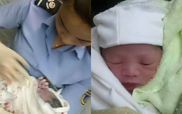 Chuyện em bé chào đời trên chuyến tàu Nam - Bắc gây xúc động