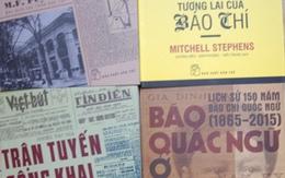 Ra mắt nhiều đầu sách giá trị nhân ngày Nhà báo Việt Nam