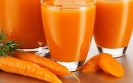 Giảm cân nhanh và an toàn: Giảm cân đơn giản bằng cà rốt