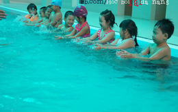 Địa điểm học bơi ở Đà Nẵng mùa hè 2015