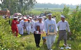 Tiễn đưa anh hùng Hồ Giáo về đất mẹ