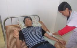 """Hà Giang: Cứu sống bệnh nhân chết lâm sàng nhờ """"Ngân hàng máu sống"""""""