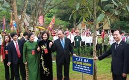 Đền Bà Triệu đón bằng Di tích Quốc gia đặc biệt