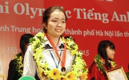 Cộng điểm khuyến khích xét vào lớp 10 cho các học sinh đạt giải Cuộc thi Olympic tiếng Anh 2015