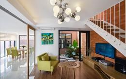 Ngôi nhà có nhiều ánh sáng tự nhiên ở TPHCM