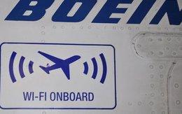 VietnamAirlines có dịch vụ Internet trên đội bay hiện đại mới