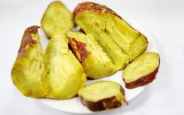 Ăn khoai lang đúng cách để giảm mỡ thừa, làm đẹp da hiệu quả