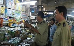 Kiểm tra an toàn thực phẩm dịp Tết Nguyên đán: Hà Nội lập 6 đoàn thanh tra liên ngành