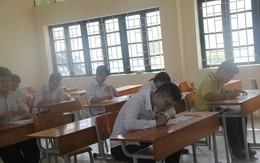 Chính thức công bố điểm sàn vào đại học 2015