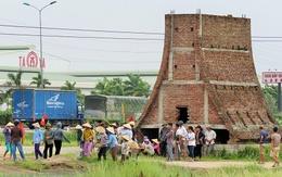 Hải Dương bác bỏ chuyện xe ủi cán qua một phụ nữ khi phản đối dự án