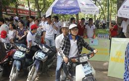 Tình người giữa cái nóng khủng khiếp ở Hà Nội