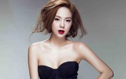 Minh Hằng siêu quyến rũ trong bộ váy đen
