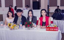 Hoa hậu Thu Hoài làm giám khảo Người đẹp công sở 2015