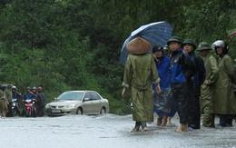 Vừa phá đập cứu dân, Quảng Ninh lại lo sạt lở núi khu vực Yên Tử