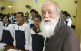 """PGS Văn Như Cương nói về """"khủng hoảng"""" tuyển sinh lớp 6"""