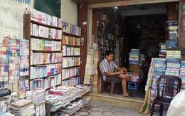 Phố sách cũ đường Láng bây giờ ra sao?