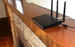 7 mẹo giúp đặt router Wi-Fi hợp lý trong nhà