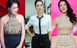 Gu thời trang đẳng cấp của Thu Phương trên ghế nóng Giọng hát Việt 2015