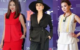 Những trang phục sành điệu làm nên thương hiệu Thanh Hằng